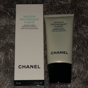 Chanel Purifying Cream Mask